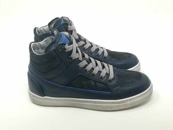 Sneaker Pelle Mimetico - NERO GIARDINI Kids & Teens