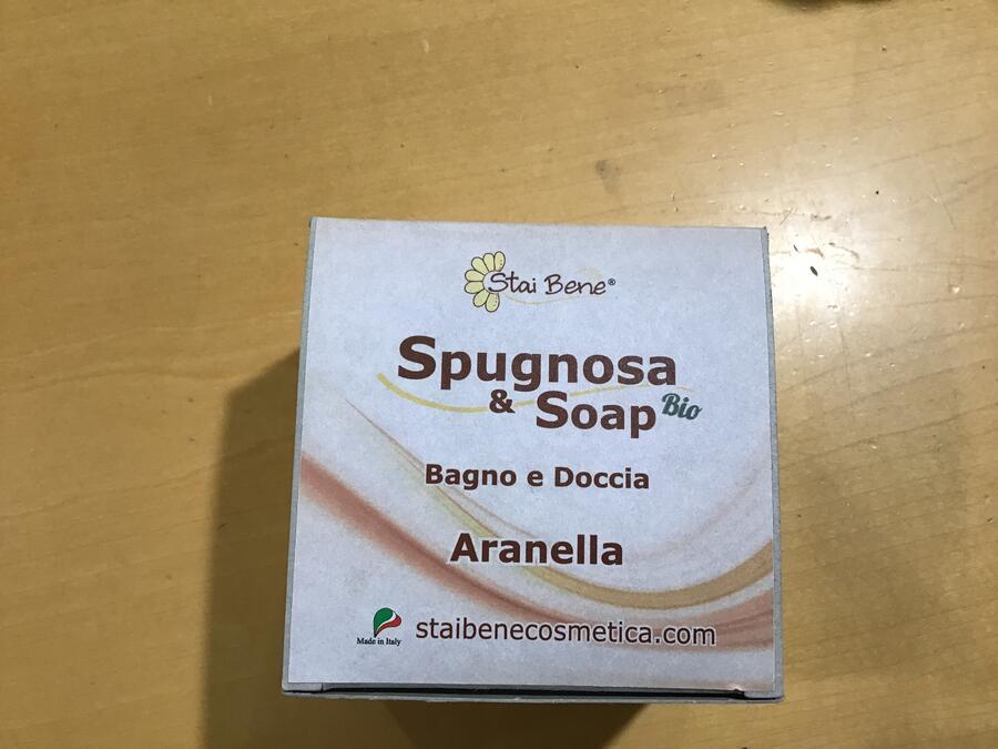 Spugna Sapone Bio Centisia
