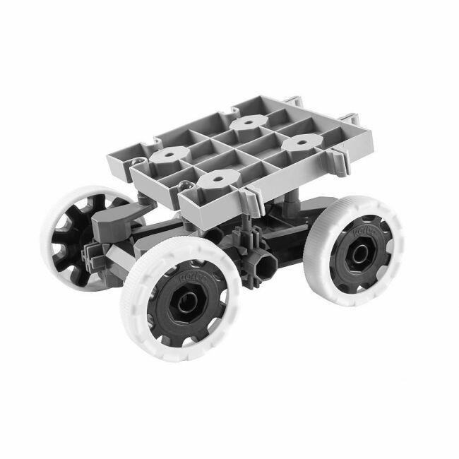 Kit di costruzioni con ingranaggi KORBO Hummer