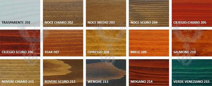 Casetta in legno 4,00 m x 5,00 m - Mod. Marina  - 44 mm
