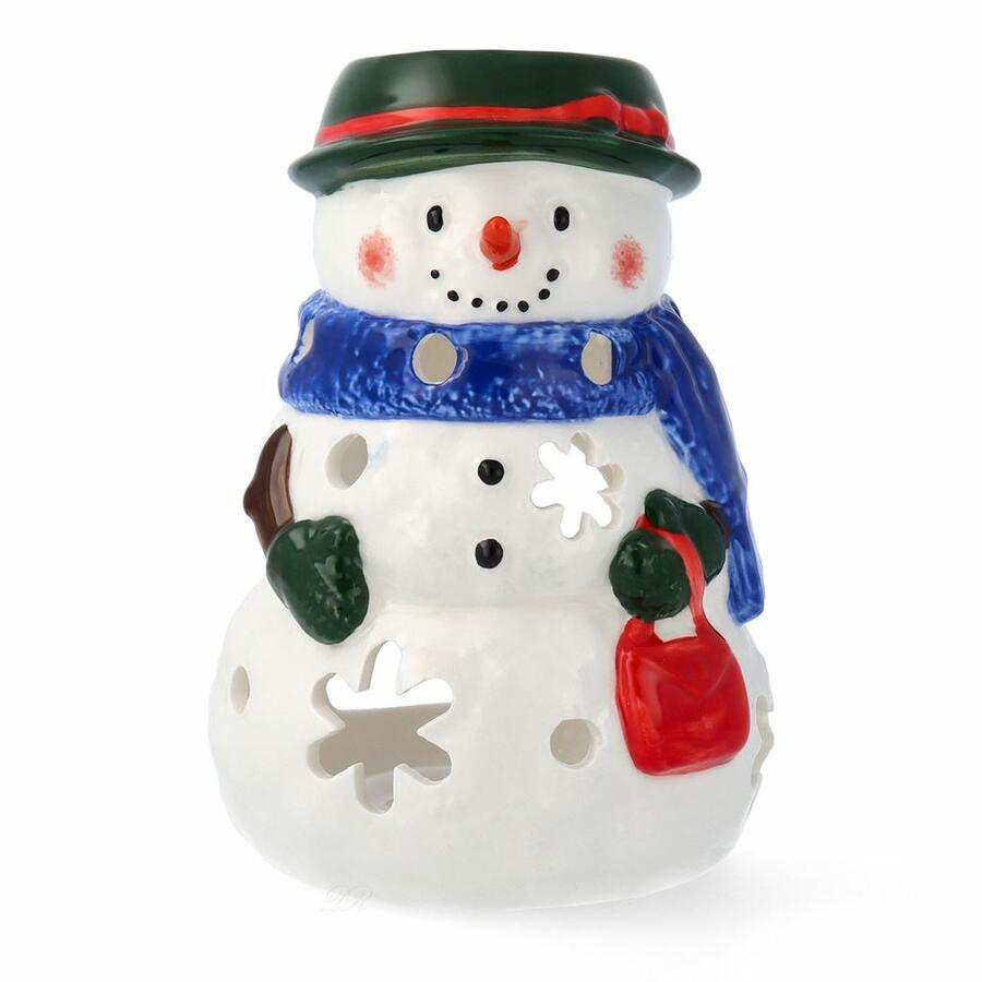Collezione Snowman Yankee Candle