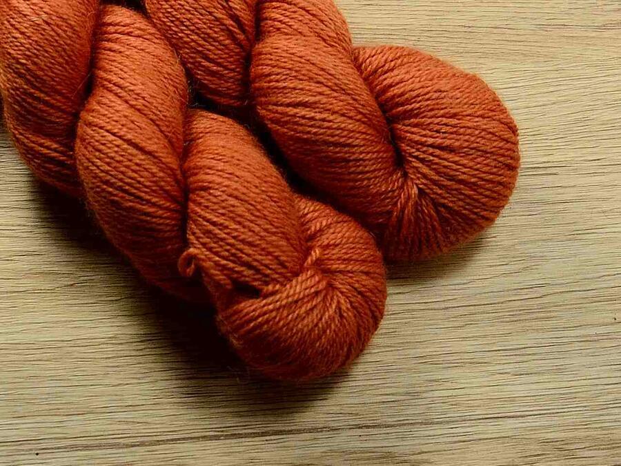 Merino/baby alpaca/filato di seta, tintura naturale, colori misti
