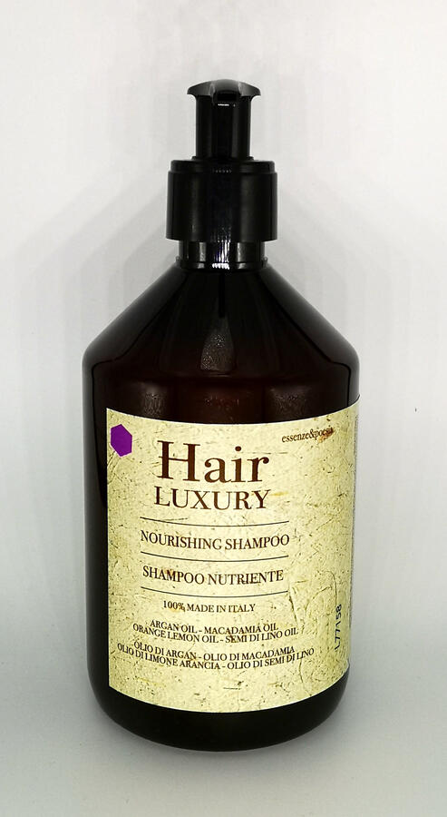 HAIR LUXURY SHAMPOO NUTRIENTE