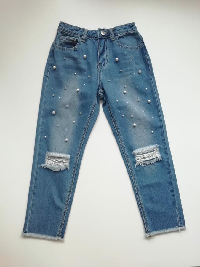 jeans ragazza