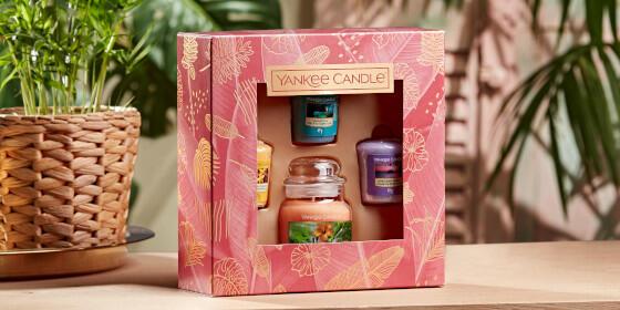 Confezioni regalo Yankee Candle - COLLEZIONE THE LAST PARADISE