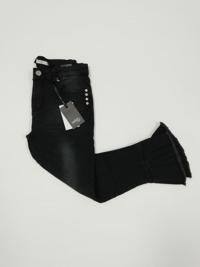 jeans nero RELISH