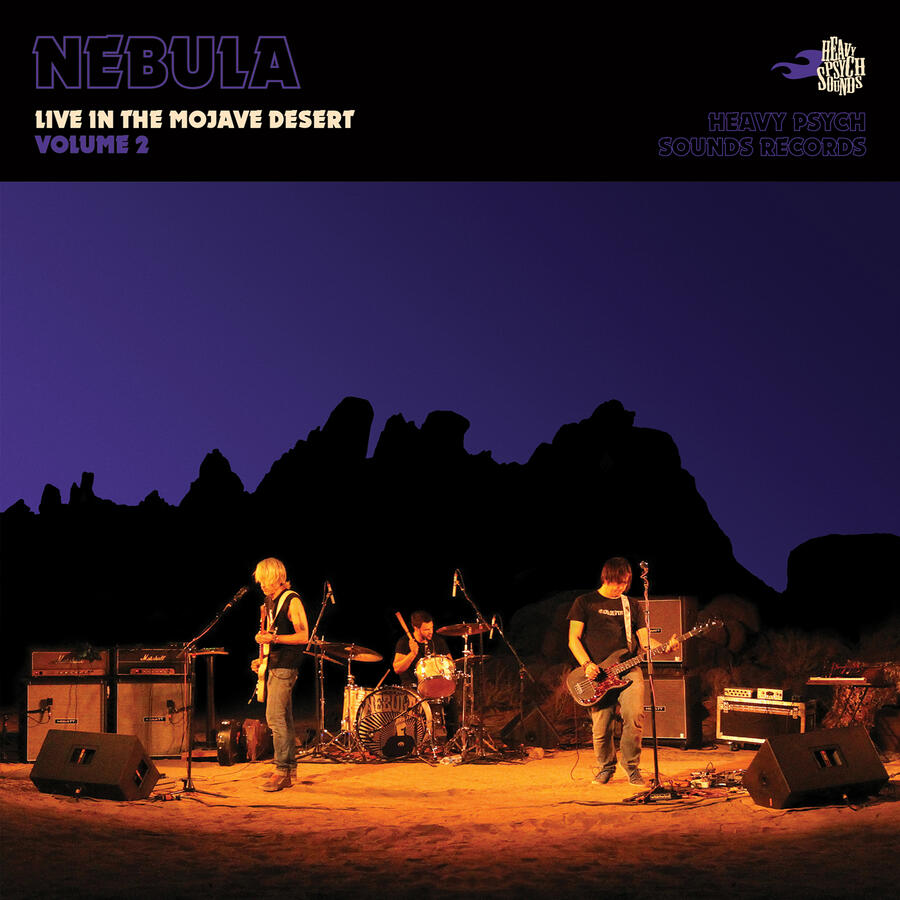 NEBULA      - LIVE IN THE MOJAVE DESERT   Vol.2  LP / DIGIPACK