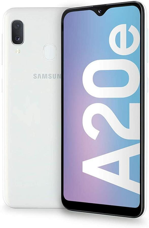 SAMSUNG GALAXY A20E BLACK 3GB+32GB