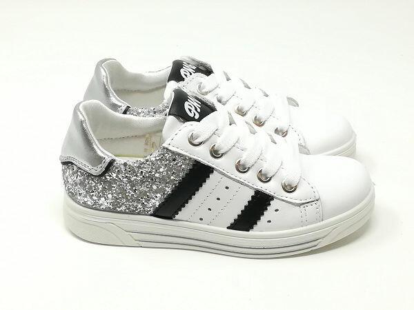 Sneaker Hula Nappa/Glitter  -  PRIMIGI