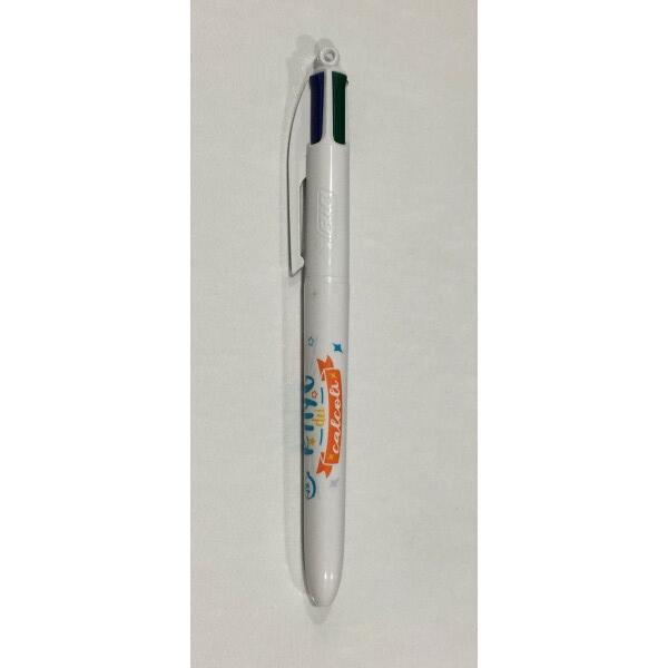 PENNA MESSAGES 4 COLORI BIC