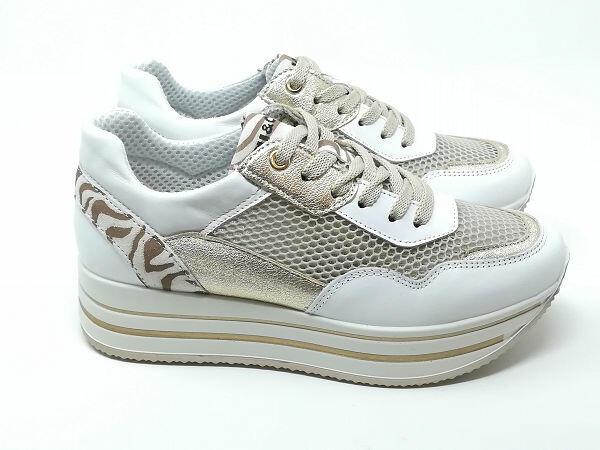 Sneaker Kay Nappa/Rete - Igi&Co