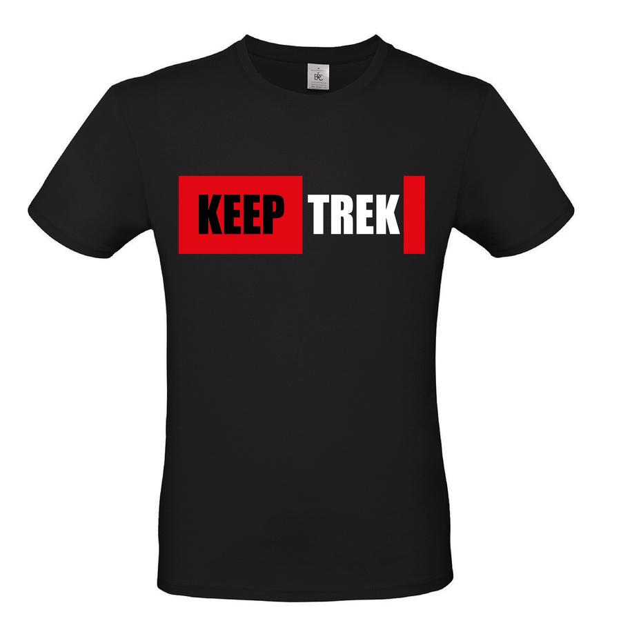 T-shirt KEEP TREK