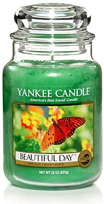 Yankee Candle Edizione limitata Giara Grande