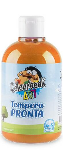 TEMPERA PRONTA FLUO 250 ML COLOURBOOK