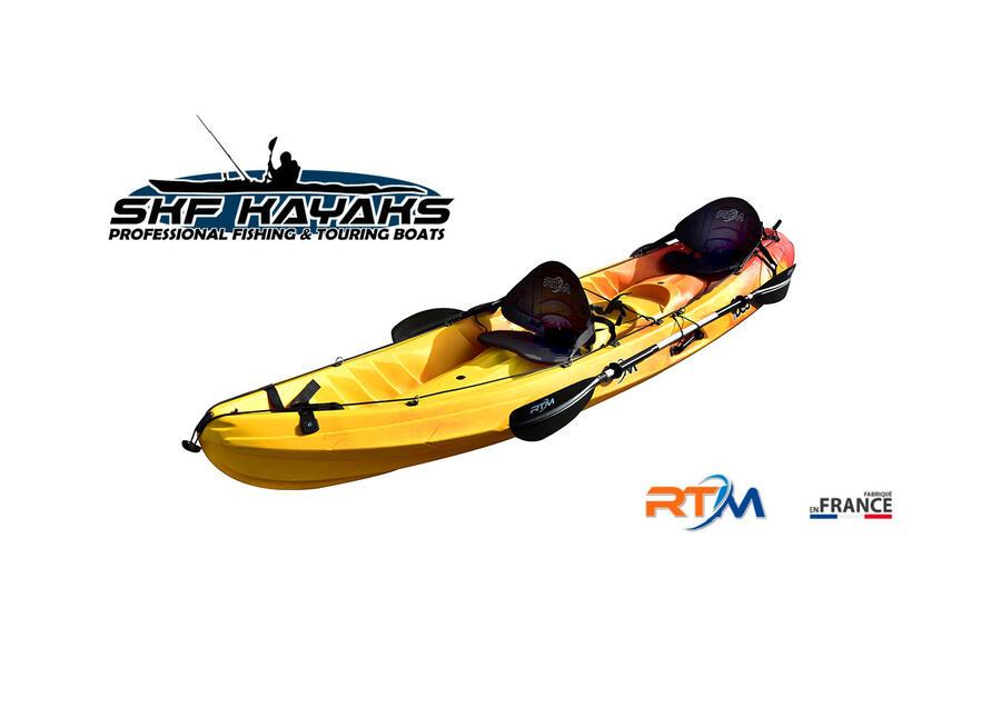 RTM Ocean Duo - Kayak Biposto Sit On Top da Turismo