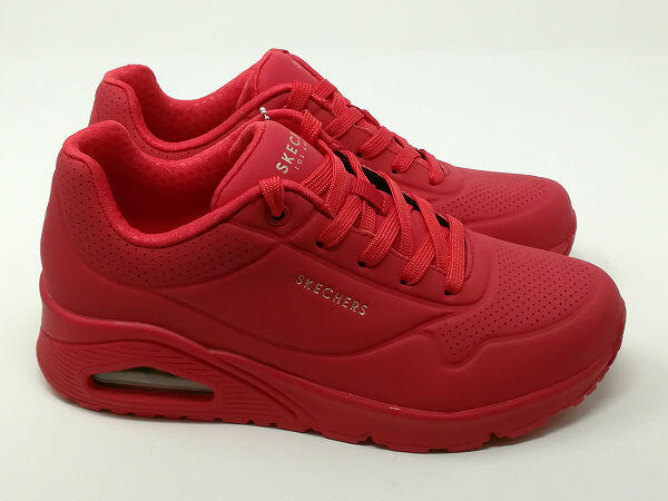 Stand On Air Rosso - SKECHERS