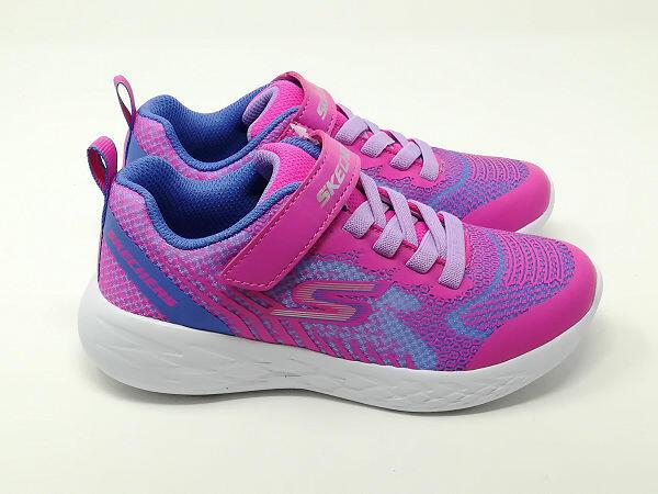 Go Run 600 Rosa - SKECHERS