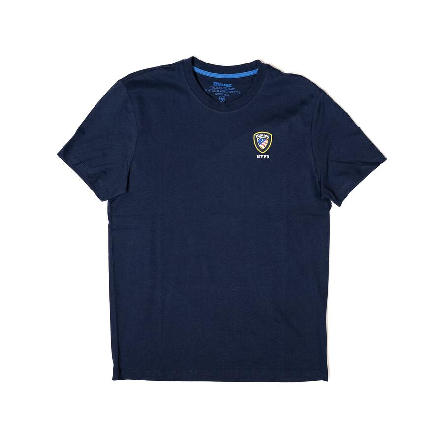 T-SHIRT BLAUER CON SCUDO NYPD - Colori disponibili: 3