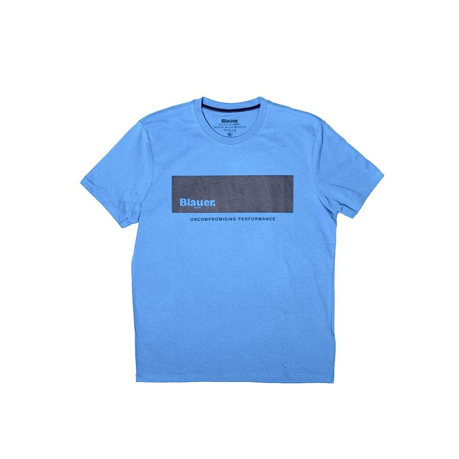 T-SHIRT BLAUER UNCOMPROMISING PERFORMANCE - Colori disponibili: 3