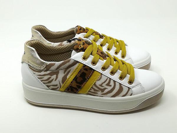Sneaker Ava Nappa/Animalie - Igi&Co