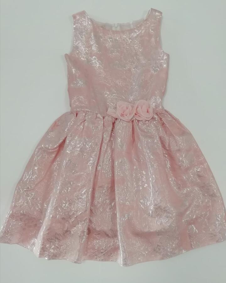 Ladia vestito rosa