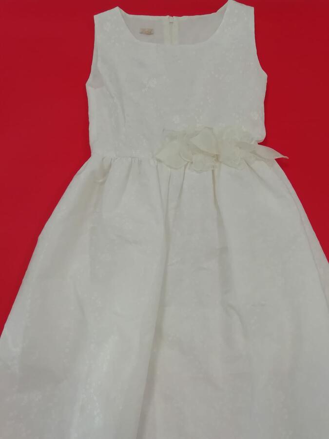 Ladia vestito bianco