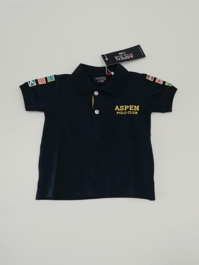 Aspen Polo Club polo blu