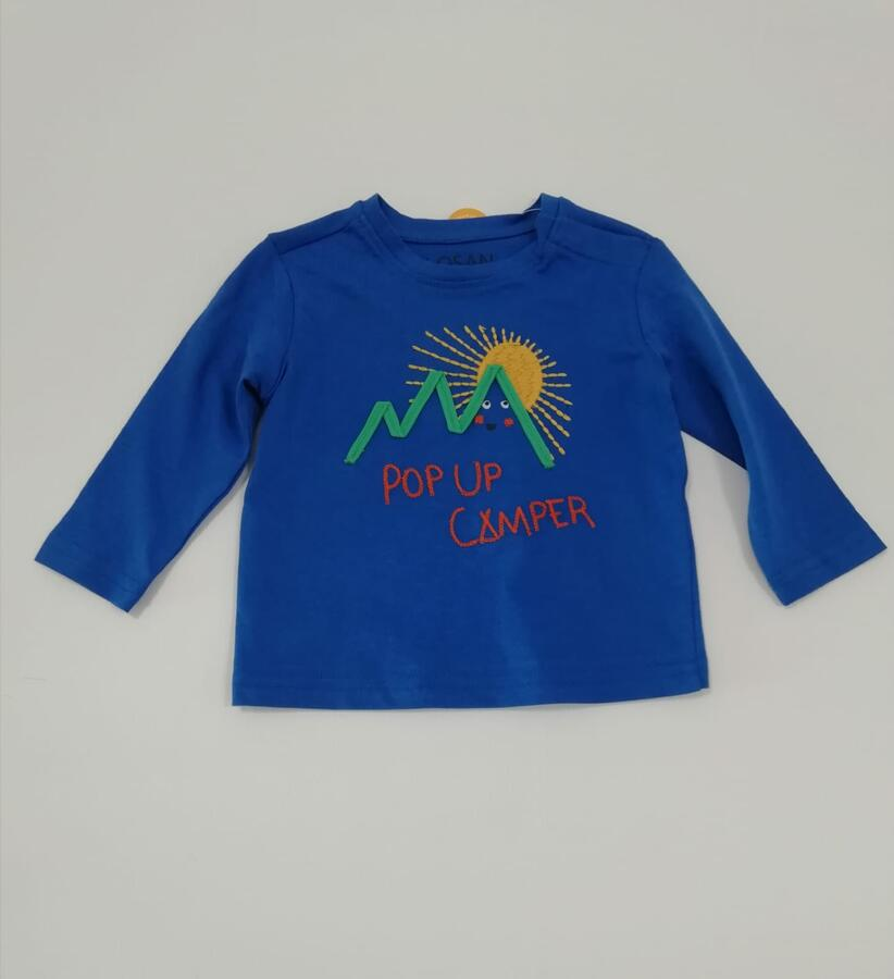 Losan maglia blu