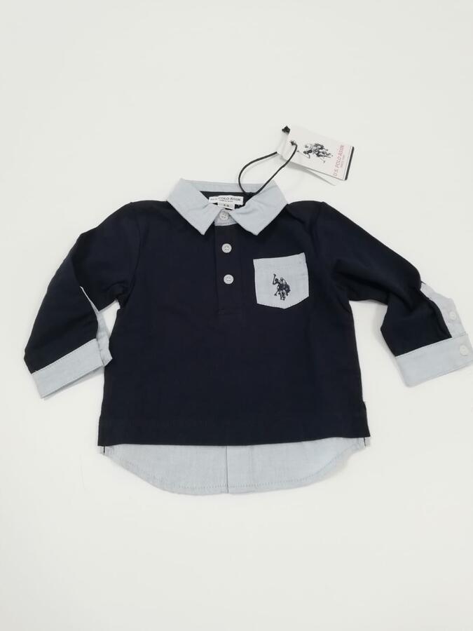 U.S. Polo Assn polo blu