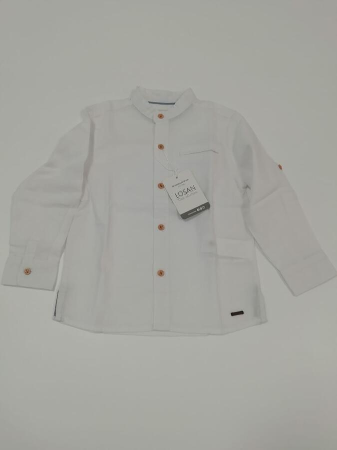 LOSAN Camicia bianca