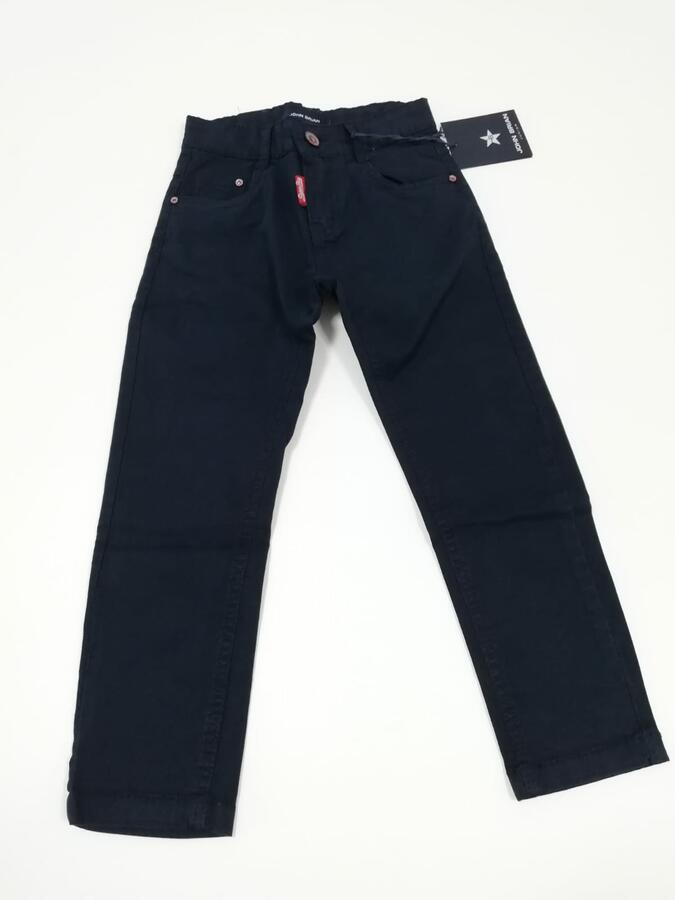 JOHN BRIAN Pantalone blu