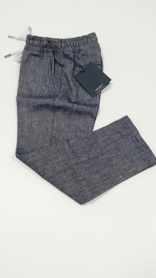 JOHN BRIAN pantalone con lacci