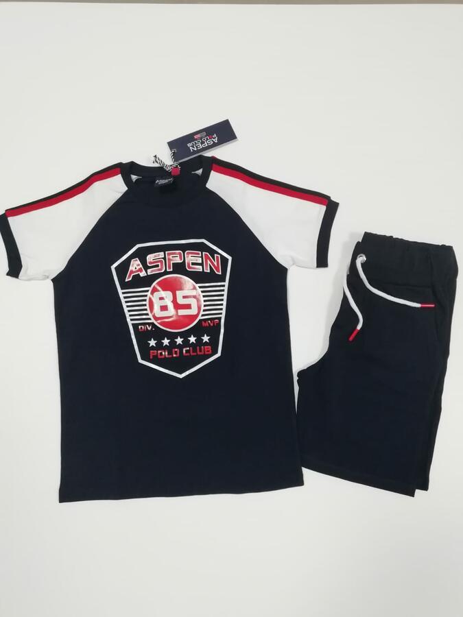 ASPEN POLO CLUB completo aspen 85