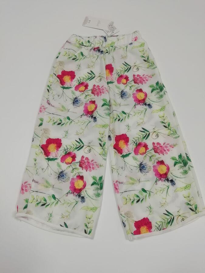 JEYCAT pantalone fiori