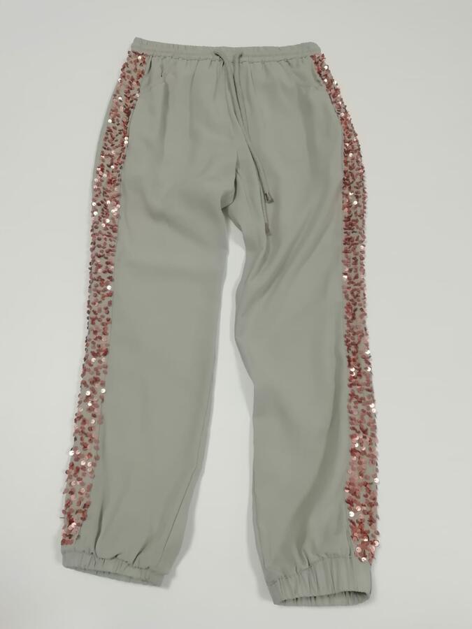 JEYCAT pantalone paillettes