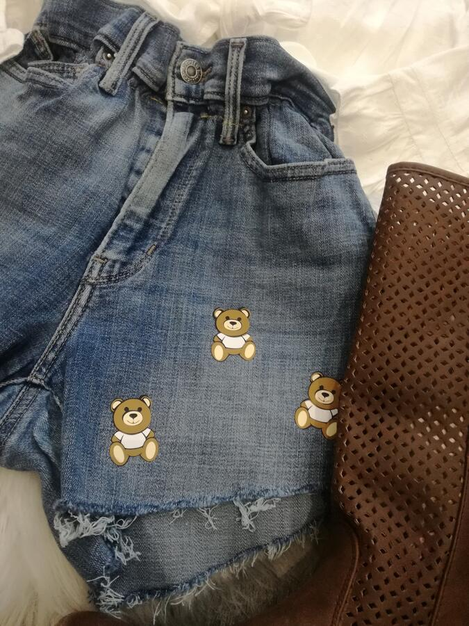 Levis Disney Shorts vintage