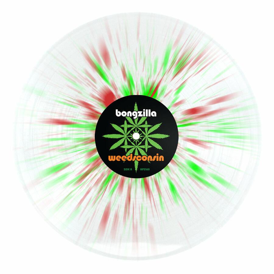 BONGZILLA  - WEEDSCONSIN - LP (Heavy Psych Sounds)
