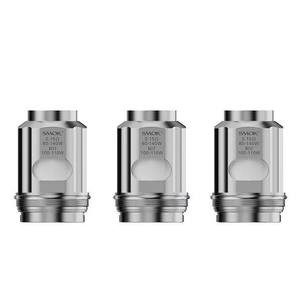 Resistenze TFV18 0,15Ω / 0,33Ω (3 pezzi) - Smoktech