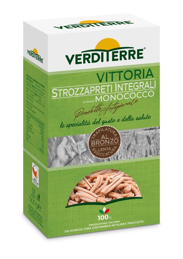 Strozzapreti integrali di grano monococco 500 gr