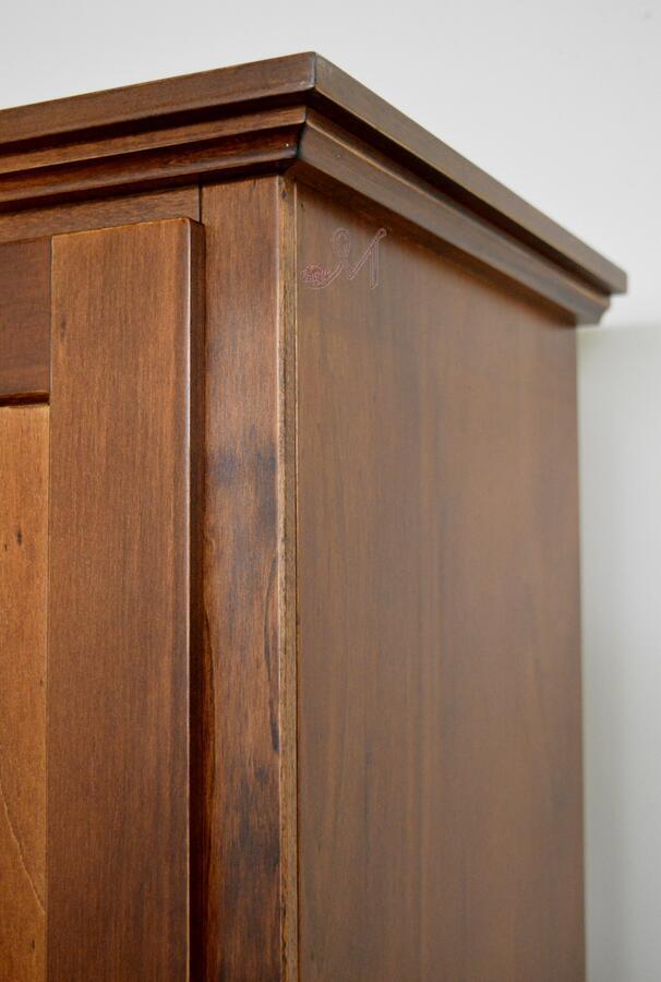 Art. 03 - Scarpiera in legno Roma