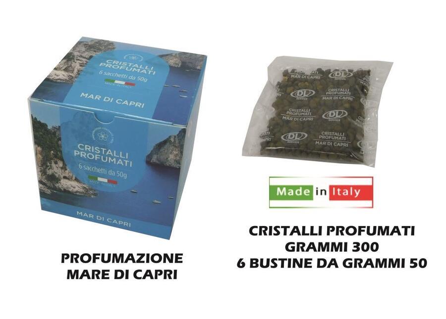 Cristalli profumati - 6 bustine
