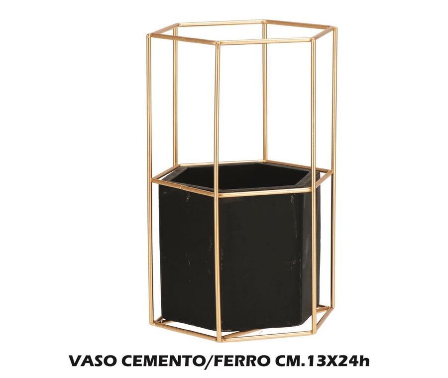 Vaso cemento/ferro