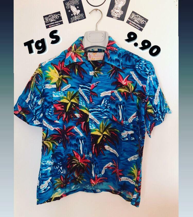 Camicia Vintage - Taglia S