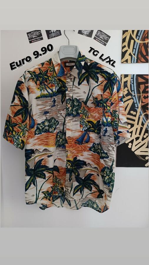 Camicia Vintage - Taglia L