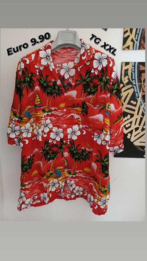 Camicia Vintage - Taglia XXL