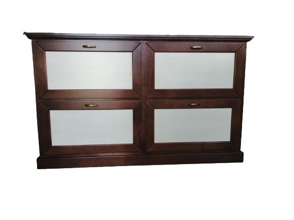 Art. 97 - Scarpiera orizzontale legno