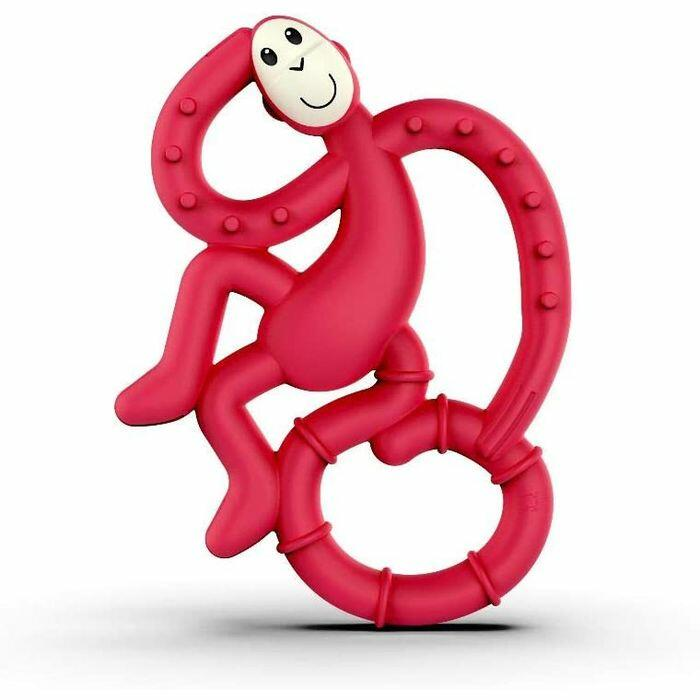 Gioco dentizione mini scimmietta danzante