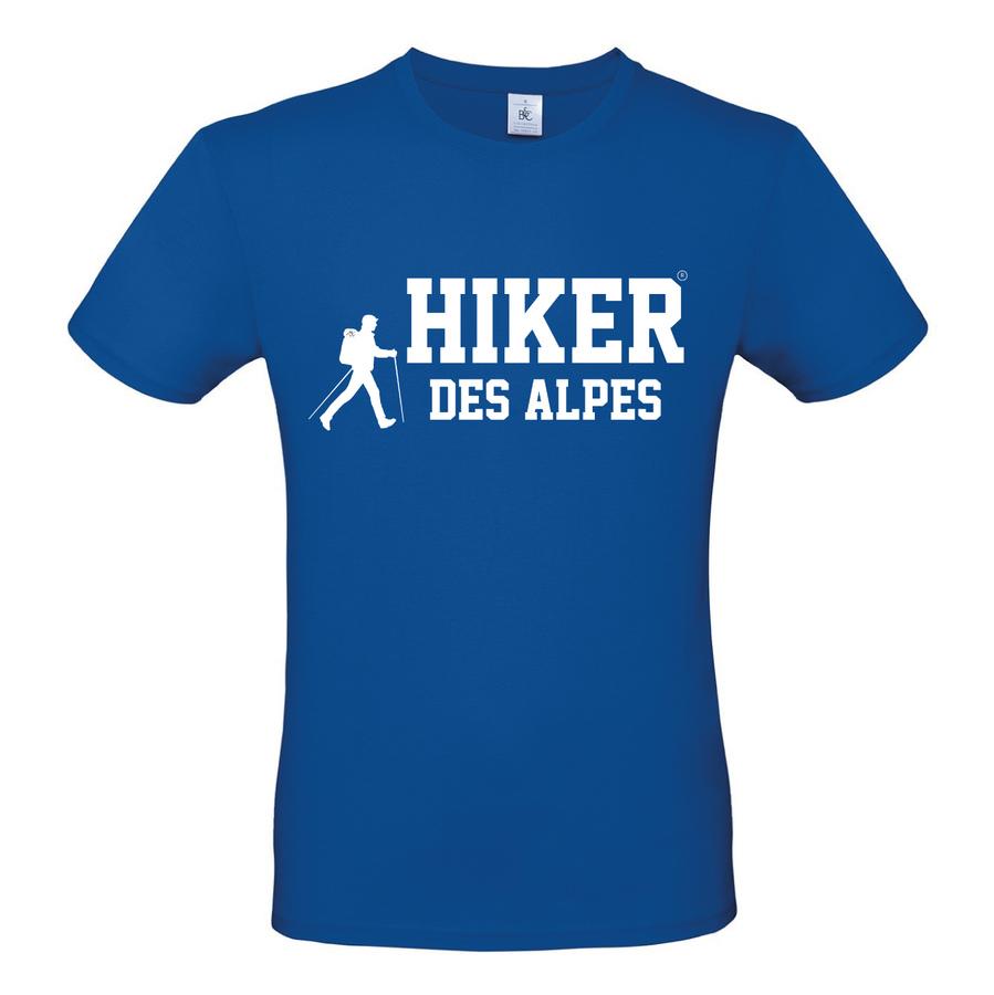 T-Shirt HIKER DES ALPES