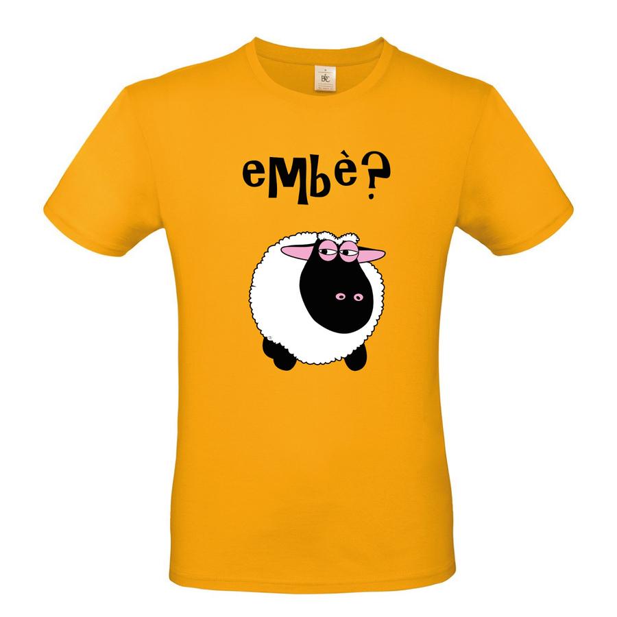 T-Shirt EMBE'?