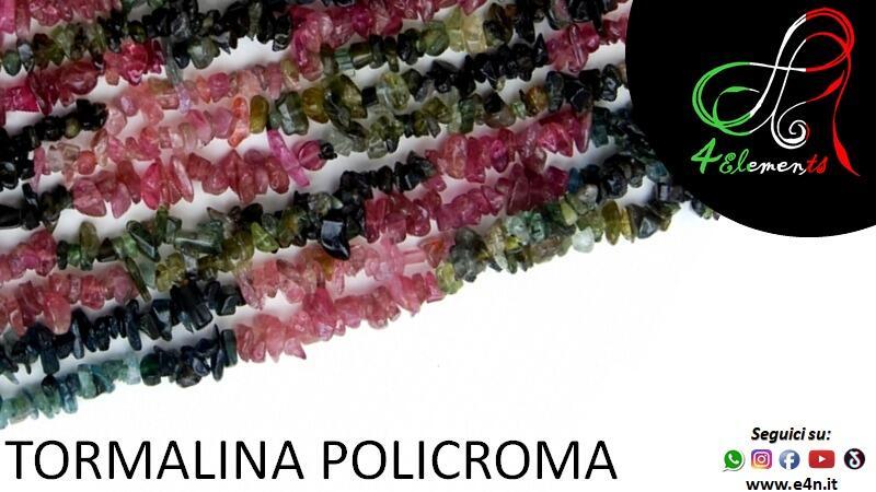 CHIPS - PARURE COLLANA 45 CM E BRACCIALE 17CM